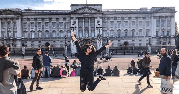 Buckingham Palace, London, UK, May 2018