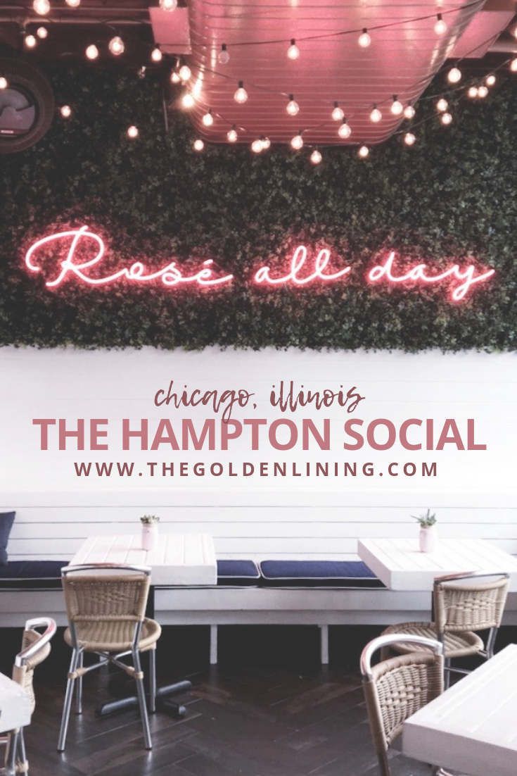 Chicago | The Hampton Social - The Golden Lining