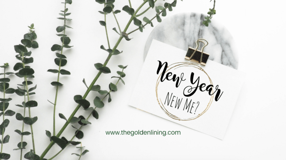 New Year, New Me? - The Golden Lining