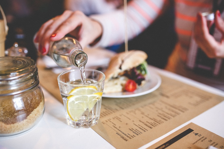 Table for One | Why Eating Alone is Okay - The Golden Lining