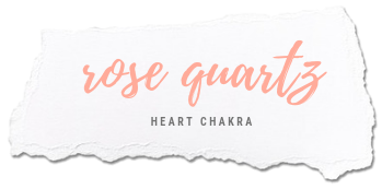 All About Crystals | Rose Quartz - The Golden Lining